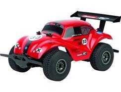 Carro Telecomandado CARRERA-TOYS Volswagen Beetle Vermelho (Idade Mínima: 6 – Até: Até 10 km/h – Alcance: 50 m)