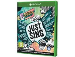 Jogo XBOX ONE Just Sing