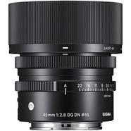 Objetiva Sigma 45mm F/2.8 DG DN para Sony E