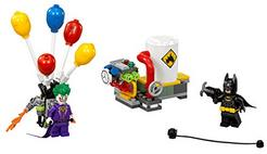 The LEGO Batman Movie 70900 A Fuga de Balão do Joker