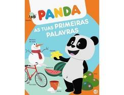 Livro Panda – As Tuas Primeiras Palavras de vários autores