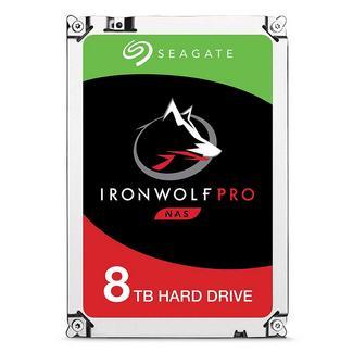 Disco Rígido 3.5″ Seagate IronWolf Pro 8TB 7200RPM 256MB SATA III