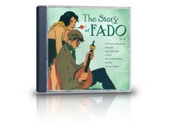 CD The Story Of Fado Vol.2