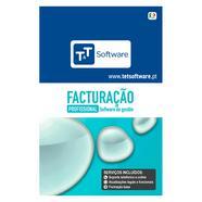 Cartão T&T Software Facturação Profissional Software de Gestão
