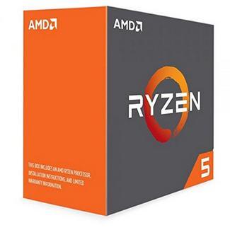AMD Ryzen 5 1600X Hexa-Core 3.6GHz c/ Turbo 4.0GHz 16MB
