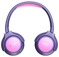 Auscultadores Bluetooth PHILIPS TAKH402PK (On Ear – Microfone – Rosa)