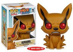 Figura FUNKO Pop! Vinyl Naruto Shippuden: Kurama