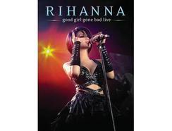 CD/DVD Rihanna – Good Girl Gone Bad (Live)