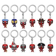 Figura FUNKO Pocket Pop! Keychain: Deadpool Blindbags