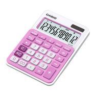 Calculadora Secretária CASIO MS20NC Rosa