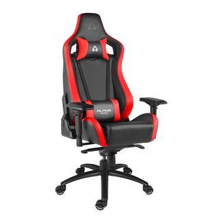 Cadeira Alpha Gamer Polaris Racing Black/Red