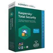PROGRAMA PC KASPERSKY TS 2018 3U BS