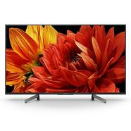 "TV SONY KD49XG8396BAEP (LED – 49"" – 124 cm – 4K Ultra HD – Smart TV)"