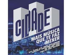 CD Cidade Mais Música que te faz mexer