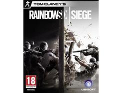 Jogo PC Tom Clancy's Rainbow Six Siege (M18)