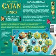 Jogo de Tabuleiro Catan Junior (Idade Mínima: 6 – Nível Dificuldade: Baixo)