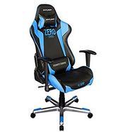 Cadeira Gaming DXRACER Formula Series OH/FE00/NB em Preto e Azul