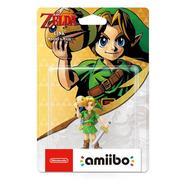 Figura Amiibo Link Majora's Mask – Colecção Zelda