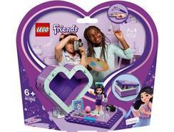 LEGO Friends – A Caixa-Coração da Emma (Idade Mínima: 6 anos)
