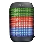 Coluna Trust Urban Ziva Bluetooth Party Lights