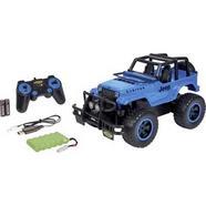 Jeep Carson Modellsport Wrangler Brushed