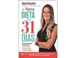 Livro A Dieta dos 31 Dias de Agata Roquette