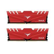 Team Group T-Force Dark Z DDR4 3600MHz PC4-28800 16GB 2x8GB CL18 Vermelho