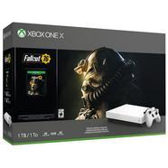 Consola Xbox One X – 1TB – Preto + Fallout 76