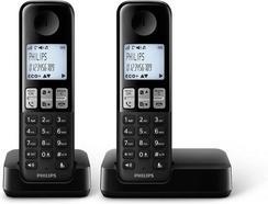 Telefone PHILIPS D2302b/23