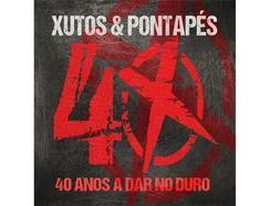 CD2 Xutos & Pontapés – 40 Anos A Dar No Duro