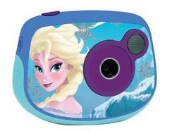 Máquina Fotográfica Compacta LEXIBOOK Frozen