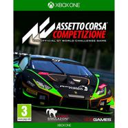 Jogo Xbox One Assetto Corsa Competizione (Corridas – M3)