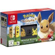 Pré-venda Consola Nintendo Switch Pokémon: Let's Go Eevee + Poké Ball Plus Edição Limitada