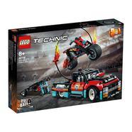 LEGO Technic: Espectáculo Acrobático Camião e Moto