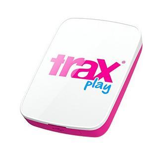 Sensor GPS TRAX Play Rosa (Wi-fi – Autonomia: 3-5 Dias – Alcance: 0-300 m)