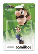 Figura AMIIBO NINTENDO Wii U Luigi (Super Smash Bros. Collection)