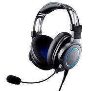 Auscultadores Gaming com Fio AUDIO-TECHNICA ATH-G1 (Over Ear – Microfone – Multiplataformas)