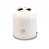 Coluna Conceptronic Portátil Bluetooth Branca