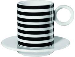 2 Chávenas de Expresso ASA Memphis Riscas Horizontal