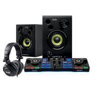 Conjunto DJ HERCULES DJ Started Kit