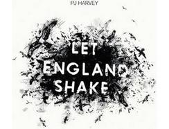 CD Pj Harvey – Let England Shake