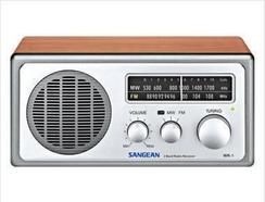 Rádio Portátil SANGEAN WR-1