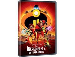DVD Incríveis 2