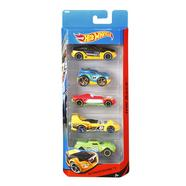 Hot Wheels: Pack de 5 Veículos