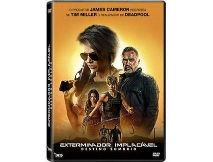 Dvd Exterminador Implavel: Destino Somb