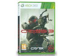 Jogo XBOX 360 Crysis 3 (M16)