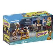 SCOOBY-DOO! Cena com Shaggy Playmobil Scooby Doo
