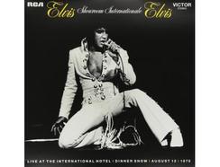 Vinil Elvis Presley – Showroom Internationale