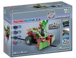 Construção Robótica FISCHERTECHNIK Mini Bots