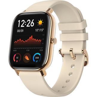 Smartwatch AMAZFIT GTS Dourado